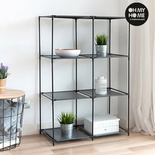 Load image into Gallery viewer, Oh My Home Metal Shelving Unit (8 Shelves)