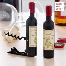 Load image into Gallery viewer, Wine Gadget and Gifts Magnetic Corkscrew and Bottle Opener