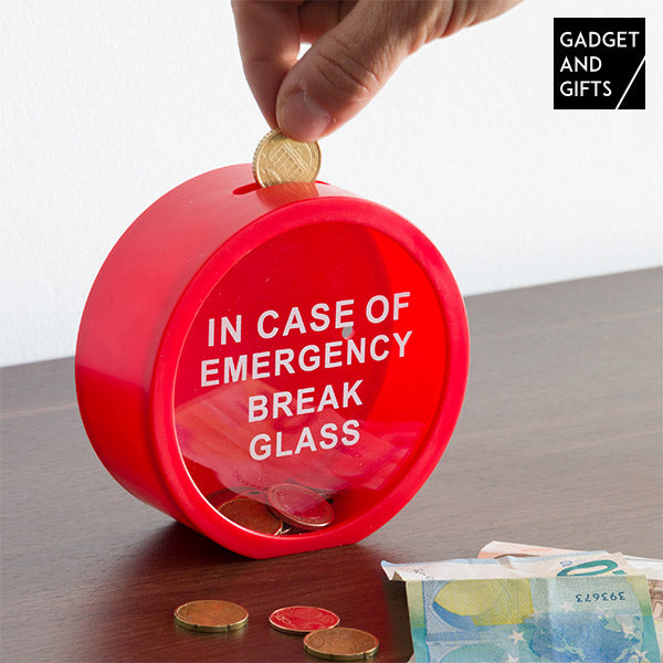 Money Box Emergency Gadget and Gifts