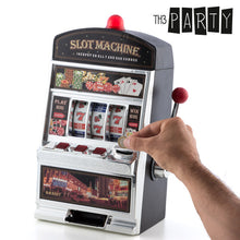 Load image into Gallery viewer, Th3 Party Slot Machine Piggy Bank