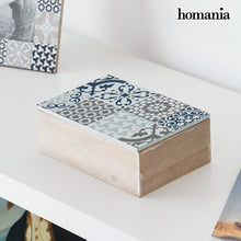 Load image into Gallery viewer, Mosaic Decorative Box by Homania
