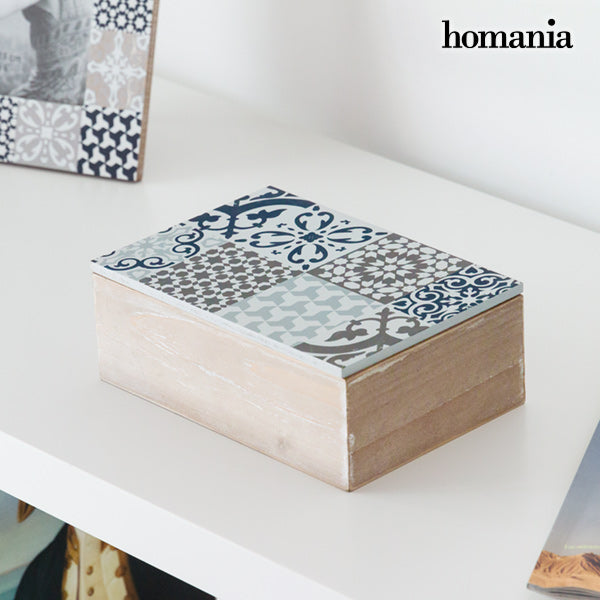 Mosaic Decorative Box by Homania