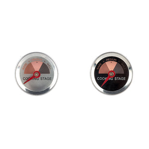 Inox Kitchen Thermometer for Meat (Pack of 2)