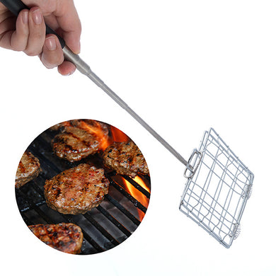 Mini Extendable Barbecue Grill
