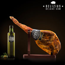 Load image into Gallery viewer, Delizius Deluxe Cellar Cured Ham