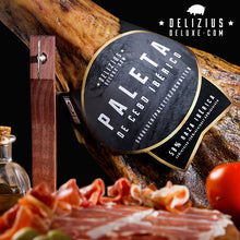 Load image into Gallery viewer, Delizius Deluxe Cured  Iberico Shoulder