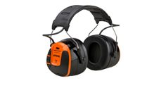 """WORKTUNES"" HEARING PROTECTION w/AM/FM RADIO"
