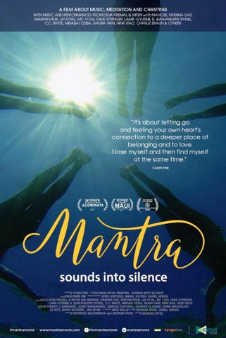 Mantra: Sounds Into Silence - Community Screening License