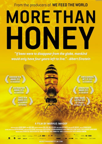 More Than Honey - BluRay