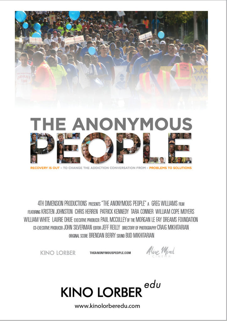 The Anonymous People - DVD