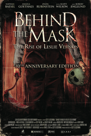 Behind The Mask - Single Screening Rental