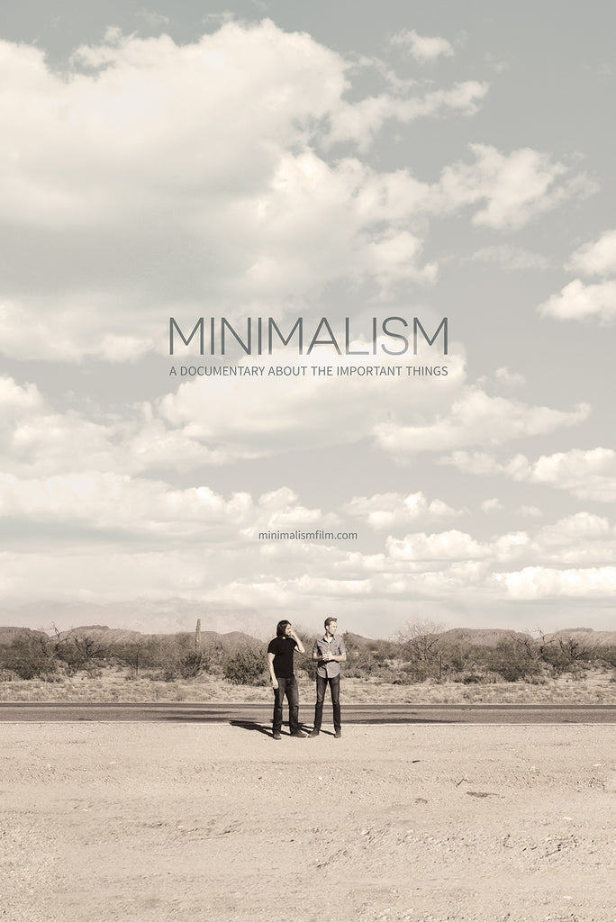 Minimalism - Community Screening License