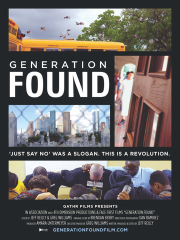 Generation Found - License Purchase