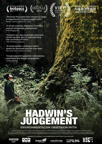 Hadwin's Judgement - Community Screening License
