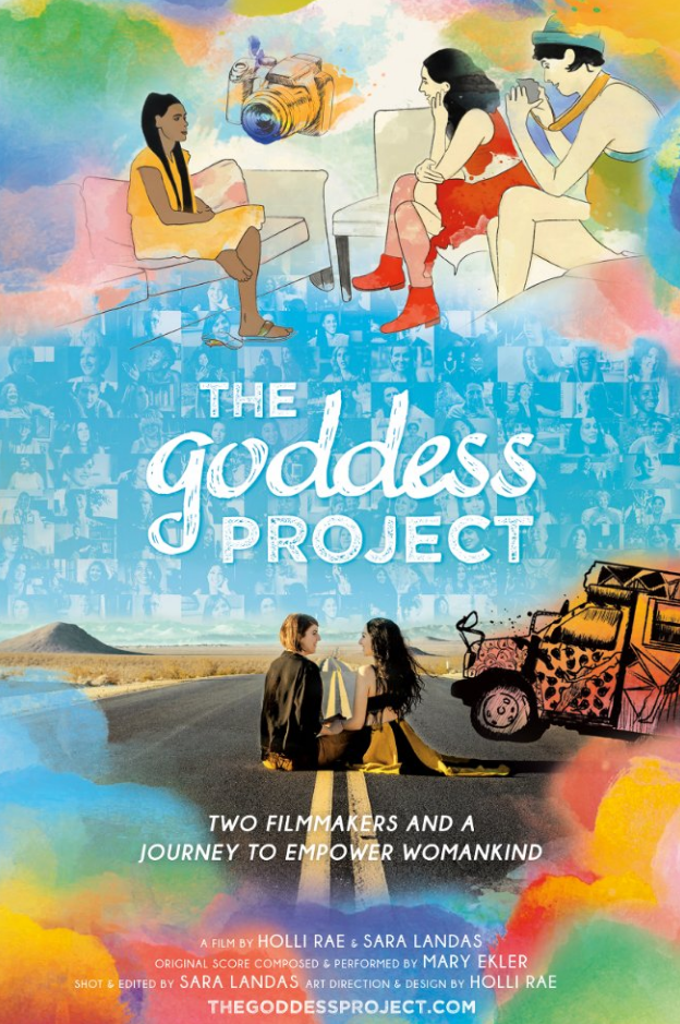 THE GODDESS PROJECT Posters