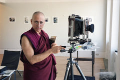 Monk With a Camera - DVD