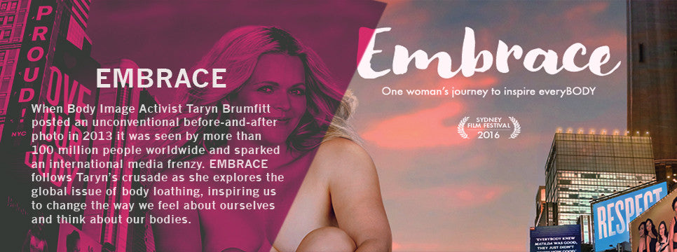Embrace Body Image Movement Taryn Brumfitt Educational Sales