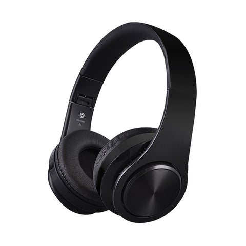 B3 Light Weight HIFI Powerful Bass Wireless Bluetooth Foldable Headphones