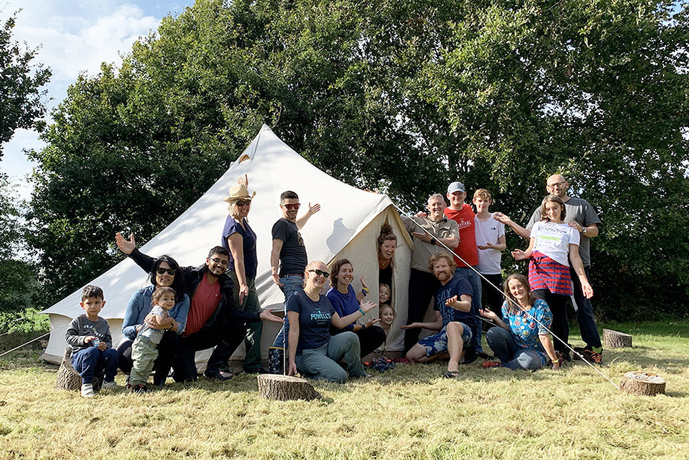 Choose the right bell tent