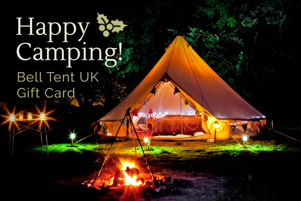 Bell Tent UK gift card