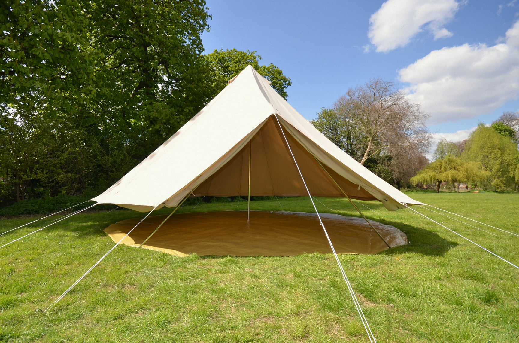Bell Tent Sizes | Choose The Perfect Tent | Bell Tent UK