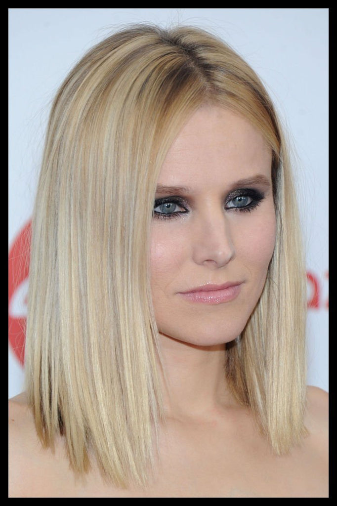 Celebrity Beauty: Kristen Bell's Mega Smokey Eye Look | Beth Bender Beauty