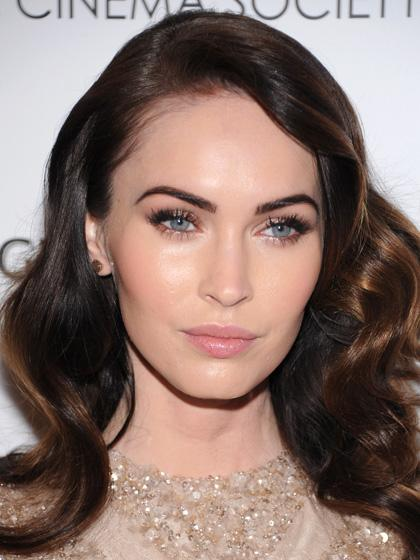 Megan Fox's Barely There Smokey Eye Look | Beth Bender Beauty