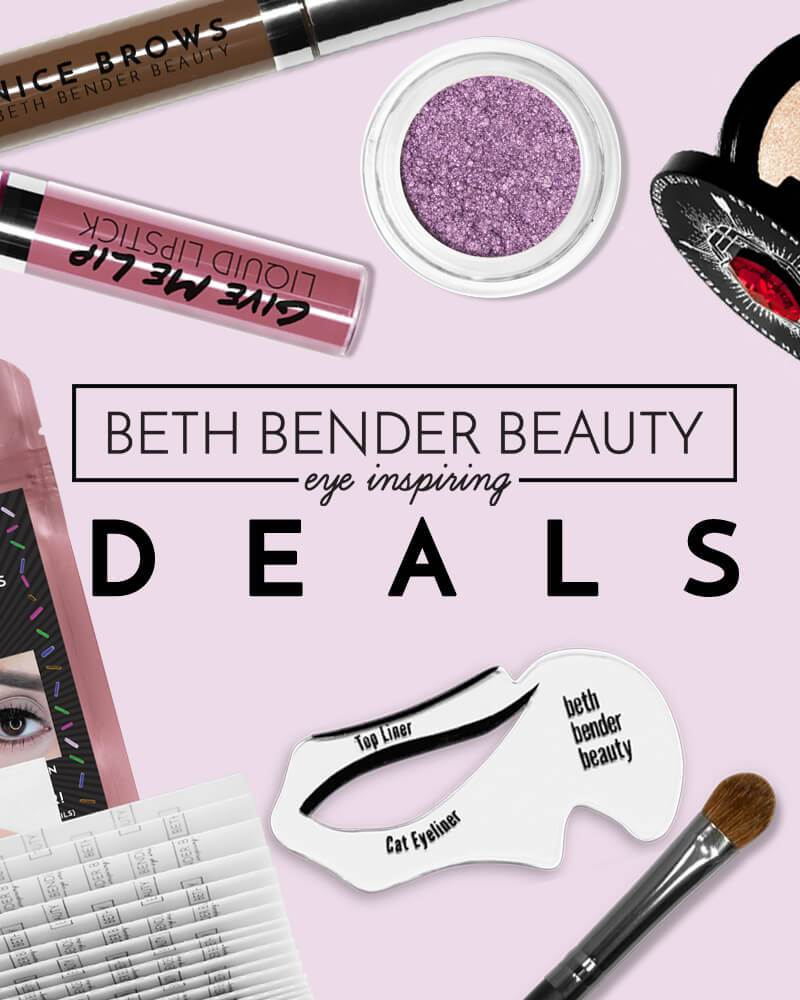 Deals | Beth Bender Beauty