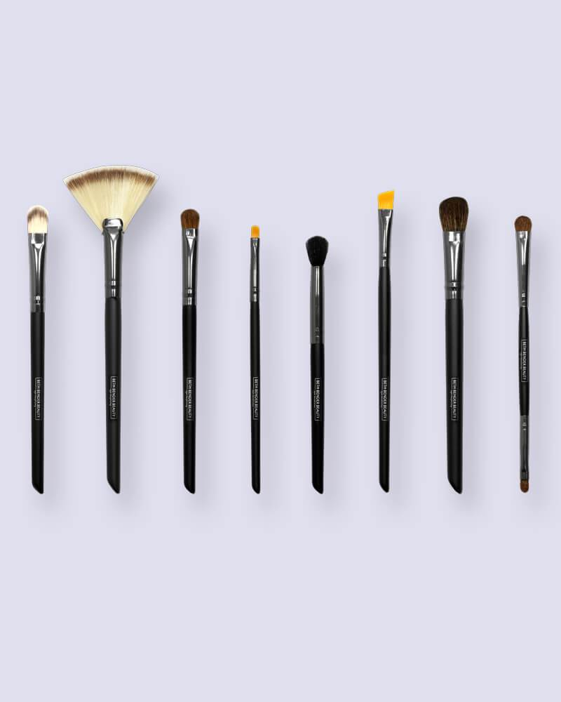 The Everyday Eye Makeup Brush Collection
