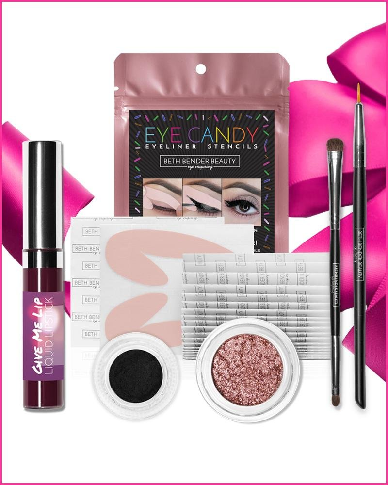 GLAM ON-THE-GO! - Beth Bender Beauty