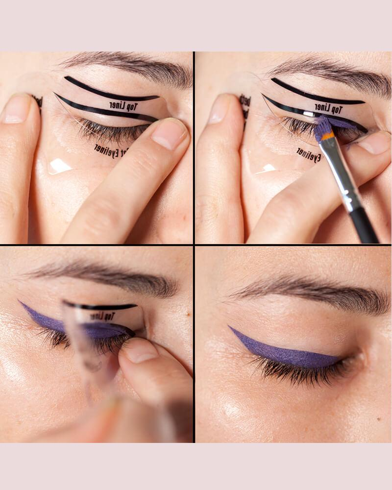 Glamorous Cat Eyeliner Deluxe Set - Beth Bender Beauty