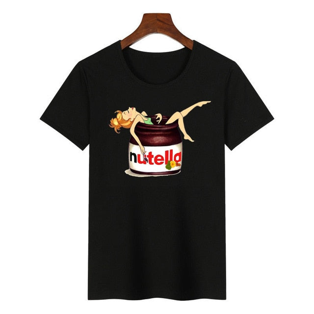 Style Top Tees Female