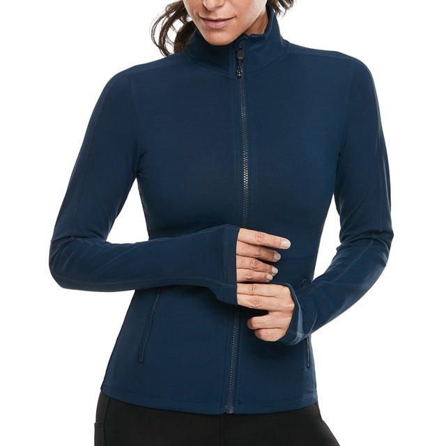 Women's Workout Yoga Jacket