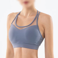 Chest Pad Sports Bra
