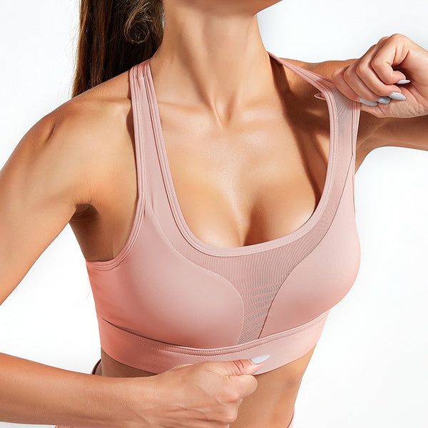 Women Yoga Sports Bra