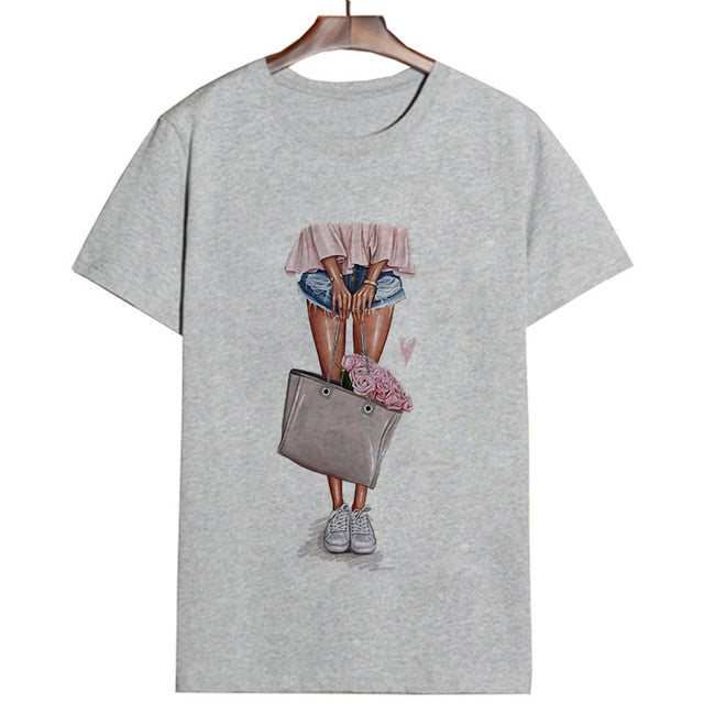 Leisure Streetwear T-shirt