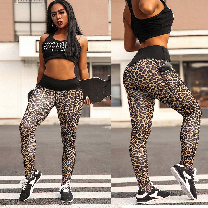 Women  Sport Yoga Leggings