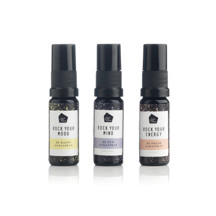 Mini travel set (3x spray)