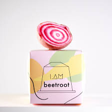 I AM CAPS - BEETROOT
