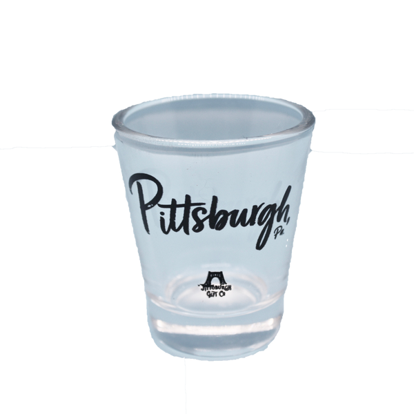 """Pittsburgh"" Shot Glass"