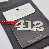 412 ornament by audra azoury