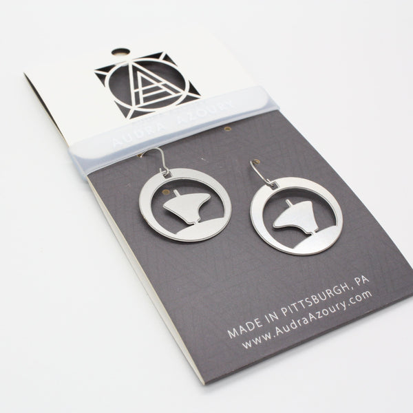 Pittsburgh Earrings | Science Center