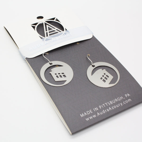 Pittsburgh Earrings | Incline