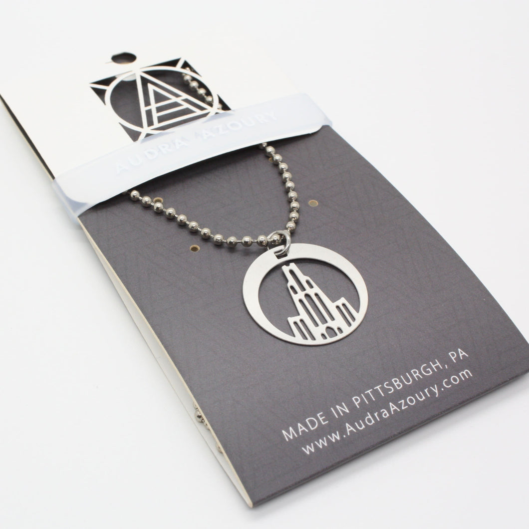 Pittsburgh Necklace | Cathedral