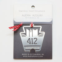 Keystone Ornament | 412 Skyline