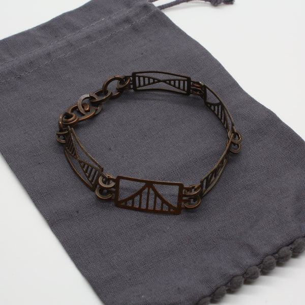 Steel Bracelet | Bridge
