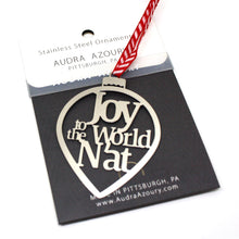Load image into Gallery viewer, Ornament | Joy to the World N'at