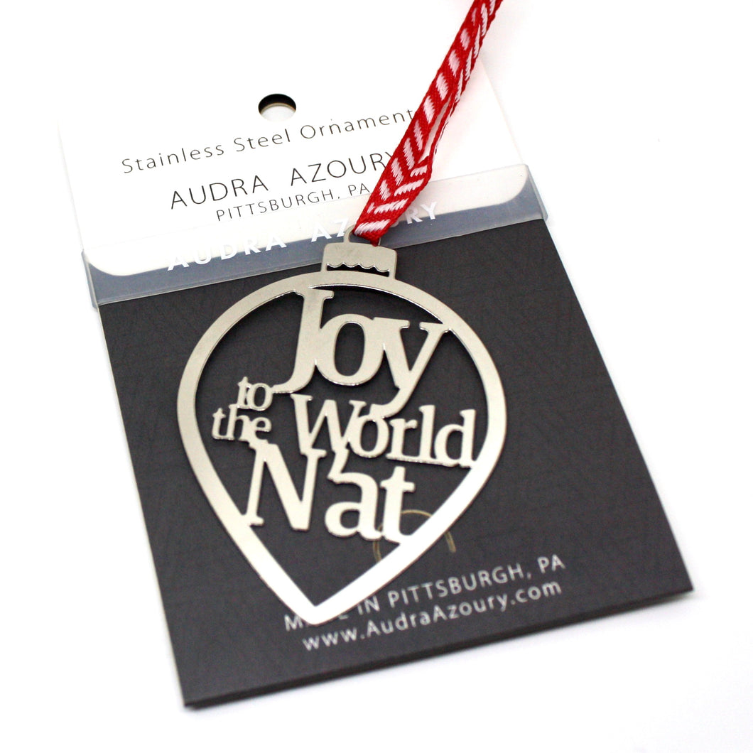 Ornament | Joy to the World N'at