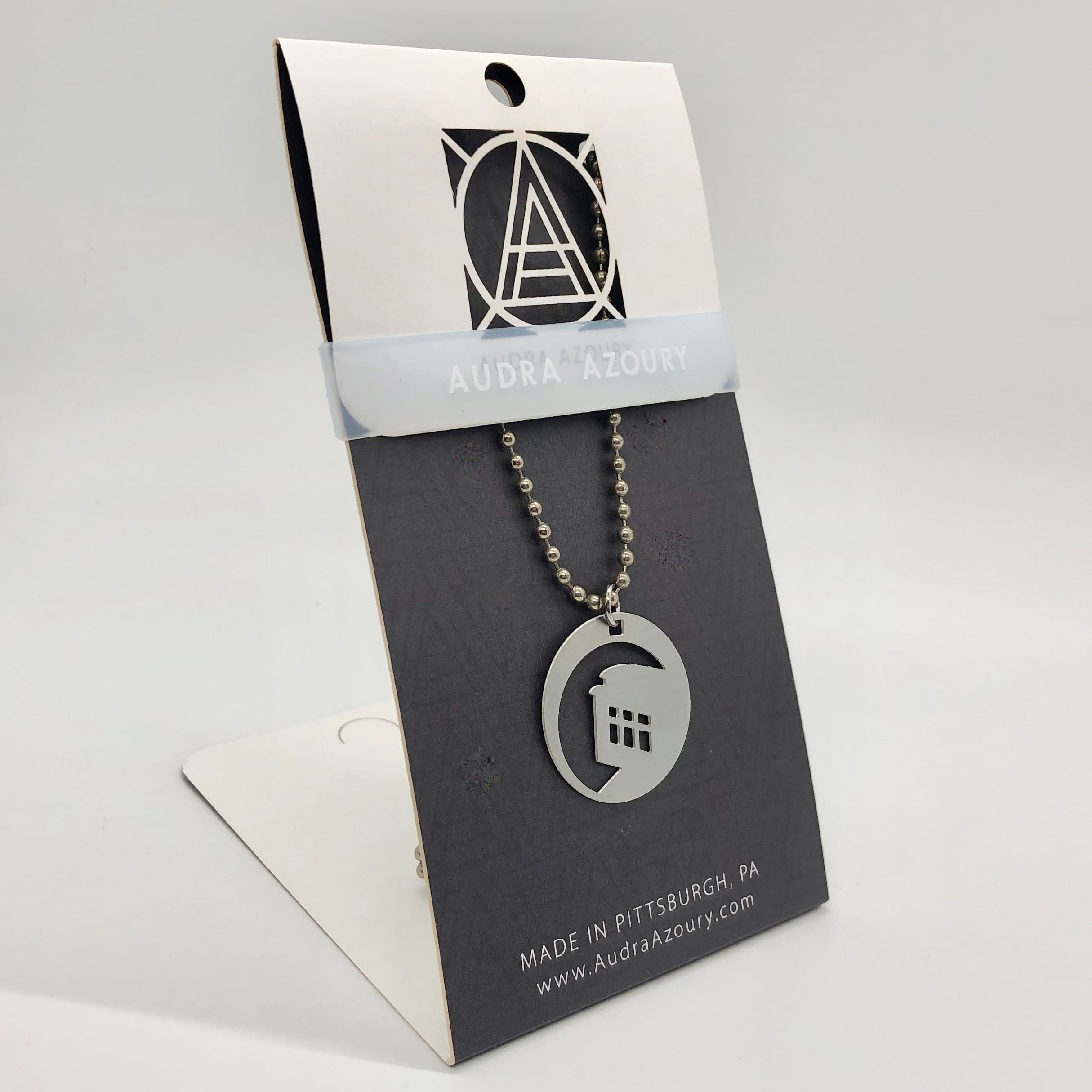 Pittsburgh Necklace | Incline