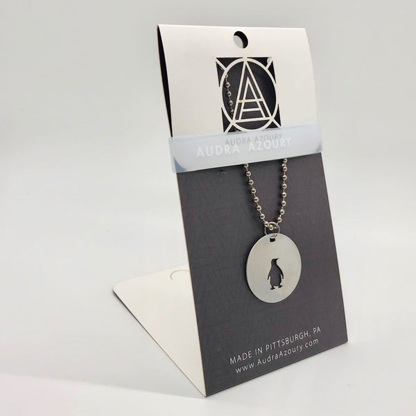 Pittsburgh Necklace | Penguin